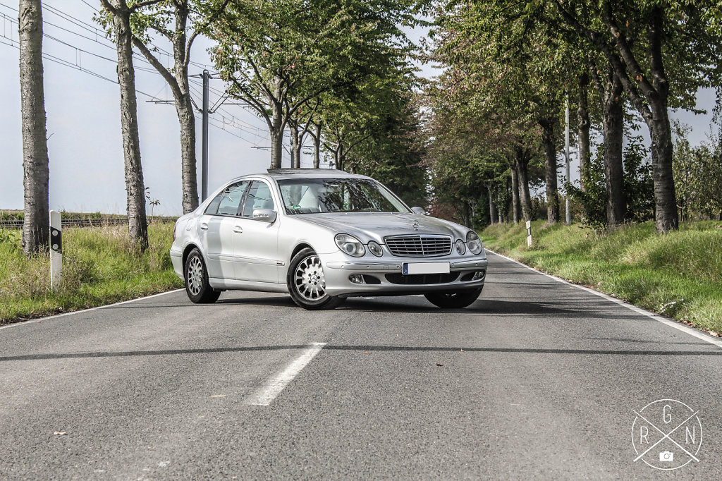 Mercedes W211 - 01